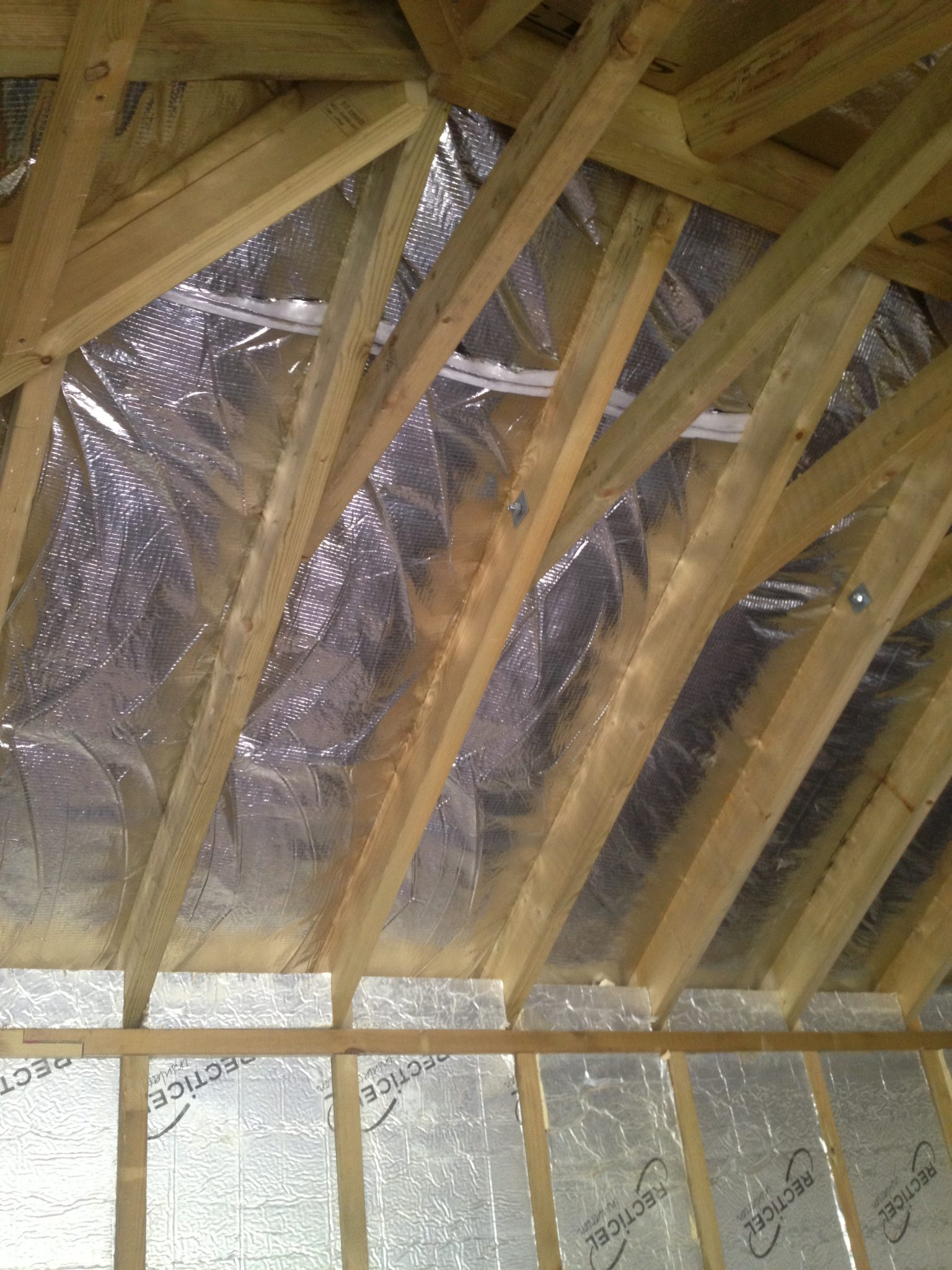 Saving Energy & Roof Insulation | Surrey Roofing Service