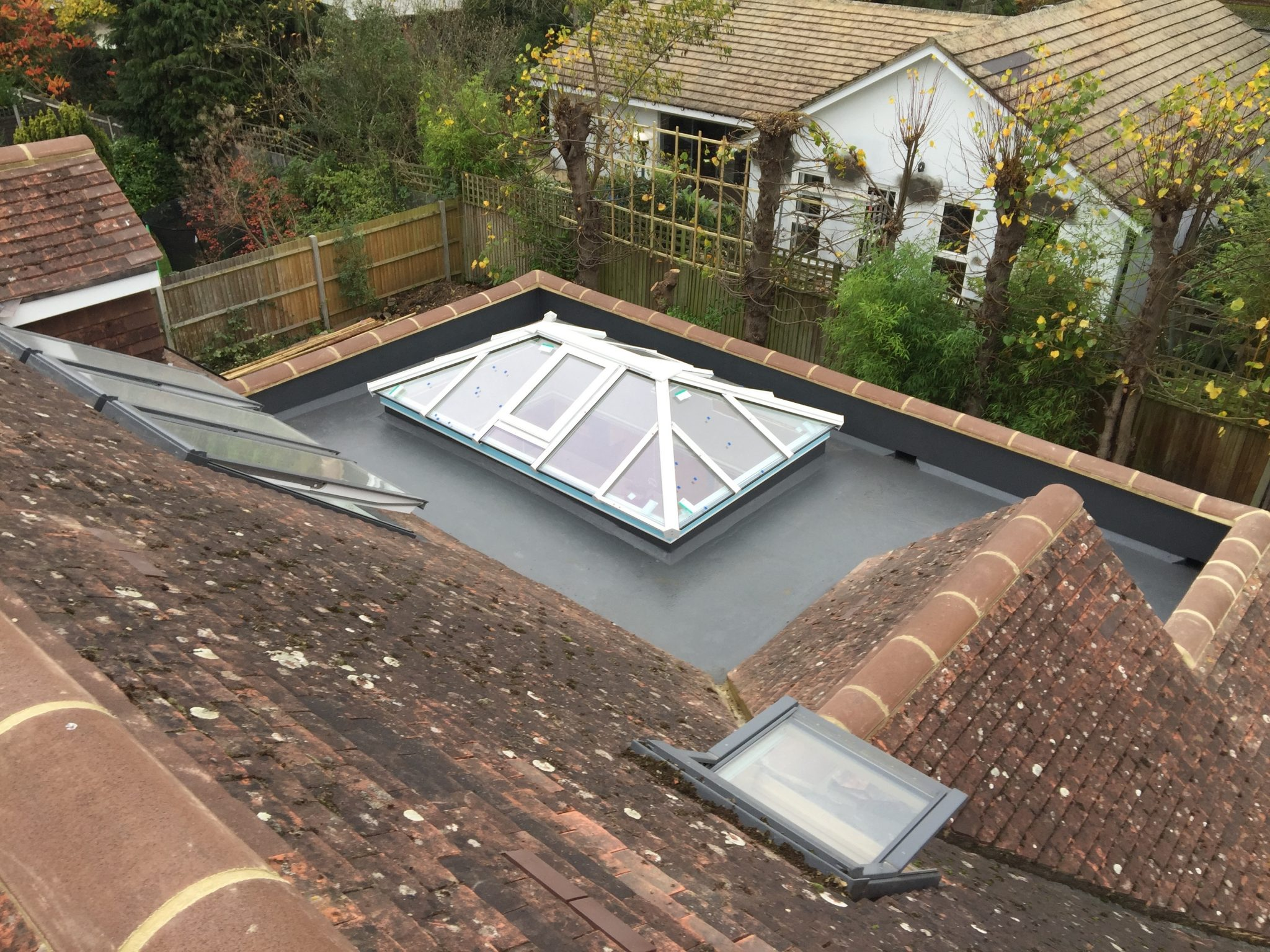 Flat Roof Systems Surrey Roofing Service