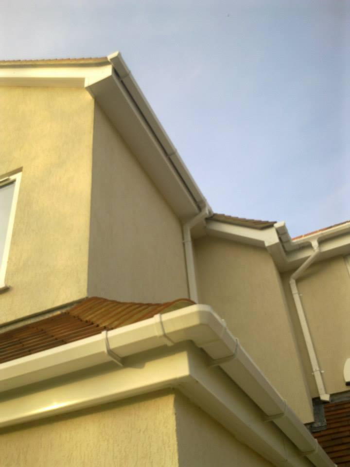 uPVC Fascia-Soffit- Guttering Replacement | Surrey Roofing
